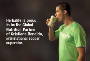Ronaldo-Herbalife